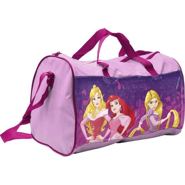 7ecacbe1fb Marque Generique - Sac de sport Princesse Disney fille voyage - pas ...