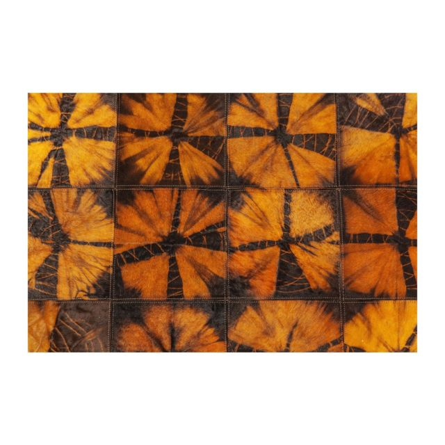 Karedesign - Tapis Batik orange 240x170cm Kare Design