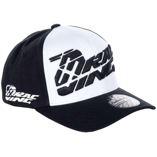 82092fc766949 Freegun - Casquette Homme Coton Casrc Noir Racing - pas cher Achat / Vente  Casquettes, bonnets, chapeaux - RueDuCommerce