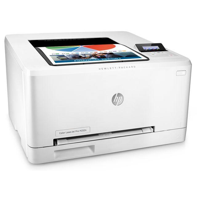 HP Color LJ Pro M252dw