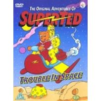 Abbey - Superted - Trouble In Space IMPORT Dvd - Edition simple