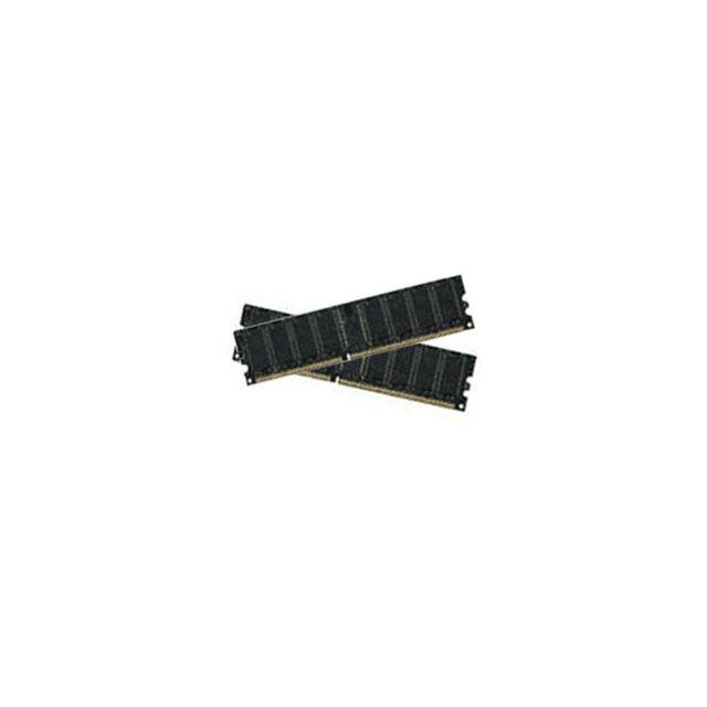 RUE DU COMMERCE Mémoire Kit de 2 Barrettes RDC DDR2 PC2-5300 - 2 x 1 Go 2 Go, 667 MHz Photo non contractuelleMémoire DDR2 - 2048 Mo (1024x2) - PC2 5300 - 667MHz- 240 broches