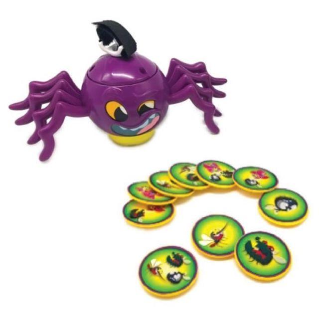 JEU D'ADRESSE Spider Yoyo pour enfant
