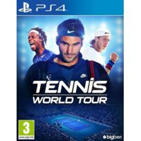 TENNIS WORLD TOUR - Jeu PS4