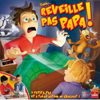 GOLIATH - Jeu de société - Réveille pas papa ! - 70582.006