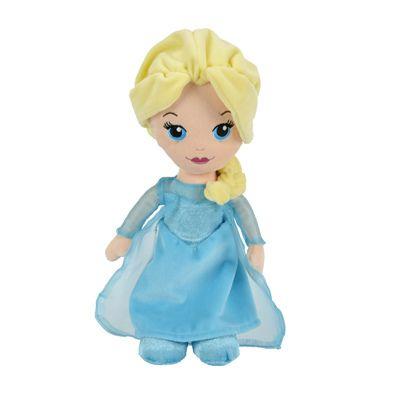 NICOTOYS - La Reine des Neiges - La Reine des Neiges peluche Elsa 25 cm