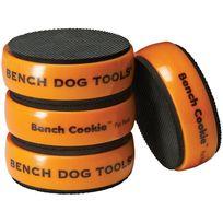 Benchdog - Ensemble de 4 Bench Cookies - Paquet de 4