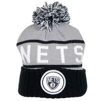 Mitchell And Ness - Bonnet High 5 Cuff Kj58ZWB Bronet Noir