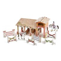 Coffret 4 Figurines Club Poney Et 3ALqj5R4