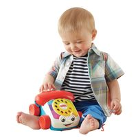 FISHER PRICE - LE TELEPHONE ANIME - FGW66