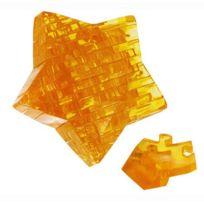 Hcm Kinzel - Puzzle 3D - 37 pièces - Etoile
