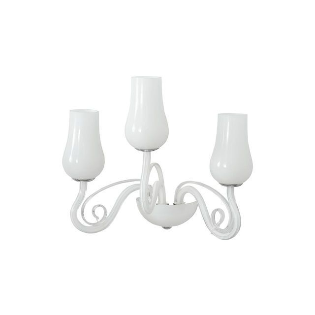 Mw Light Applique Elegance Chromé 3x40W - 483020203