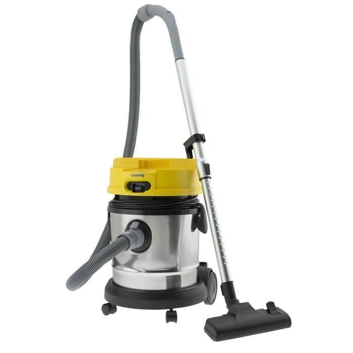 Aspirateur eau, poussiere et souffleurTC120
