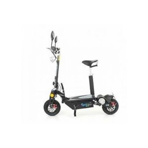 sxt scooter trottinette lectrique 1000 xl eec homologu e route noire batterie plomb 48v 12 ah. Black Bedroom Furniture Sets. Home Design Ideas