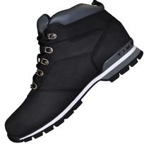 Timberland - Boots - Chaussures Montantes - Homme Splitrock 2 Hiker Cuir ... 45e316c2197b