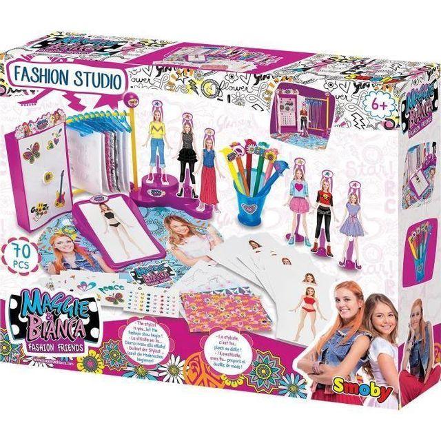 SMOBY Maggie et Bianca - Fashion Studio - 450601