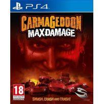 Just For Games - Carmageddon Max Damage