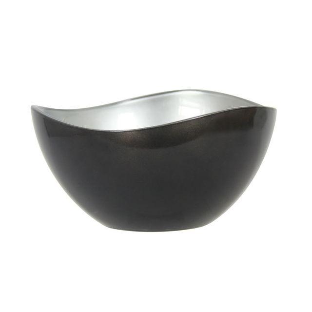 Novastyl Saladier Metallik - noir