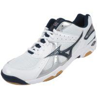 Mizuno - Chaussures sport en salle indoor Twister indoor multicourt Blanc 49345