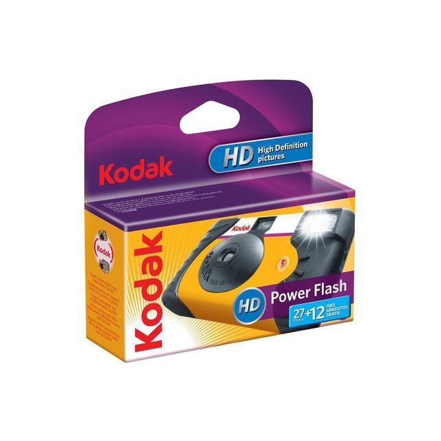 kodak appareil photo jetable fun saver 27 12 poses pas cher achat vente appareil compact. Black Bedroom Furniture Sets. Home Design Ideas