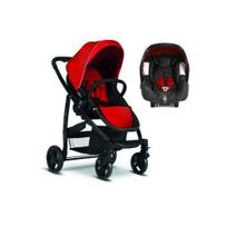 Graco - Poussette Combinée Duo Evo Travel System Chili