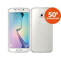 Samsung - Galaxy S6 Edge - 32Go - Blanc