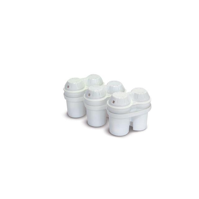 CARREFOUR Cartouches filtrantes ovales - HCO503-15 - Blanc