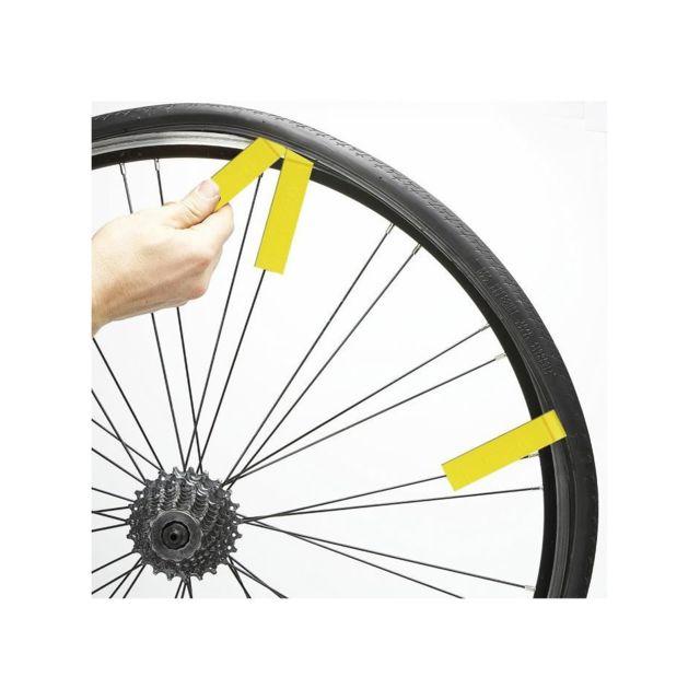 D/émonte pneus en m/étal pour v/élo lot de 3 Longueur 110 mm