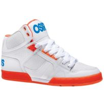 Osiris - Sample Nyc 83 White orange blue Us 9 Eu 42