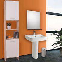 Colonne de salle de bain - Achat Colonne de salle de bain pas cher ...