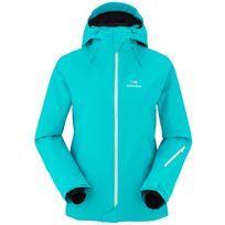 Eider - Veste De Ski / Snow Jager Refresh Blue Femme