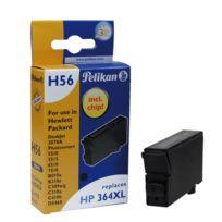 PELIKAN - Cartouche d'encre pour HP PHOTOSMART D5460 364XL/CB321EE Noire -PIGMENTE