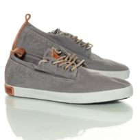 4132c28142e8bc Soldes Chaussures toile blanche homme - Achat Chaussures toile ...