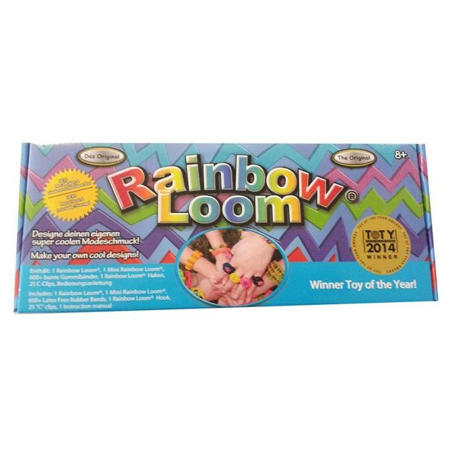 Rainbow Loom Rlst393 - Set débutant avec crochet