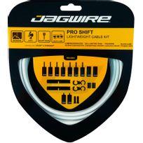 Jagwire - Pro Shift - Câble de dérailleur - blanc