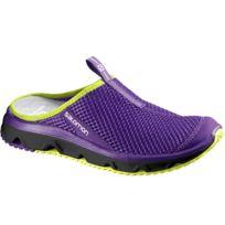 Salomon - Rx Slide 3.0 Cosmic Purple Chaussures detente
