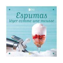 Saep - Livre Recettes Espumas F/BOIS 8011