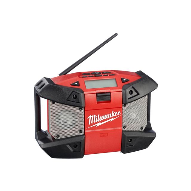 milwaukee radio de chantier sans batt c12jsr 0 4933416365 pas cher achat vente radio de. Black Bedroom Furniture Sets. Home Design Ideas