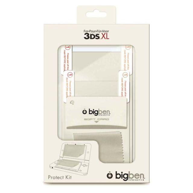 Bigben - Interactive - Ecran de protection pour Nintendo 3DSXL