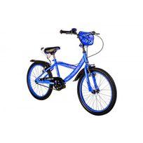 Autre - Vélo enfant Flame 20 bleu