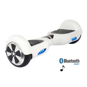 authentic hoverboard avec bluetooth 6 5pouces pas cher achat vente hoverboard rueducommerce. Black Bedroom Furniture Sets. Home Design Ideas
