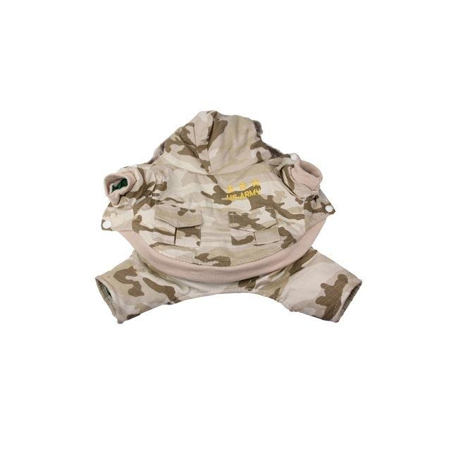 Wewoo Vêtements pour chiens avec fermeture à glissière