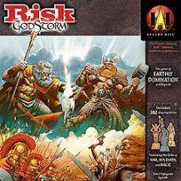 Avalon Hill - Jeux de société - Risk Godstorm