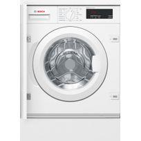 Bosch - lave-linge intégrable 60cm 7kg 1400t a+++ blanc - wiw28340ff