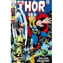 Semic Distribution - Mss007G - Figurine - Marvel Steel Cover - Thor , 160 - Giant Size