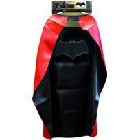 DC COMICS - Batman & Superman - Cape réversible Batman classique & Superman classique - I-31675