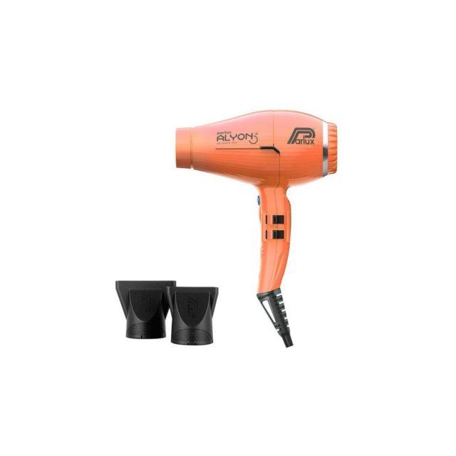 Seche cheveux Alyon Debit dair 84 m3h 2250 W Orange