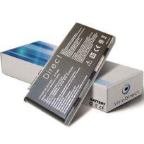 Visiodirect - Batterie 11.1V 6600mAh pour ordinateur portable Msi Gt760 Series