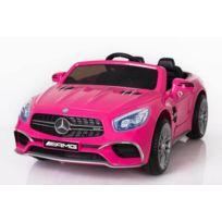 Mercedes Benz - Véhicule électrique Sl65 Amg rose
