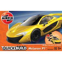 Airfix - Maquette voiture : Quick Build : Mc Laren P1